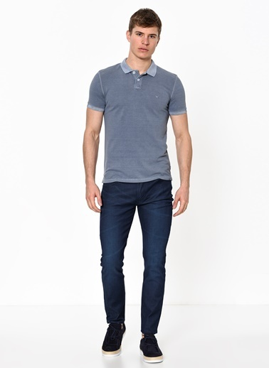 Wrangler Tişört Mavi